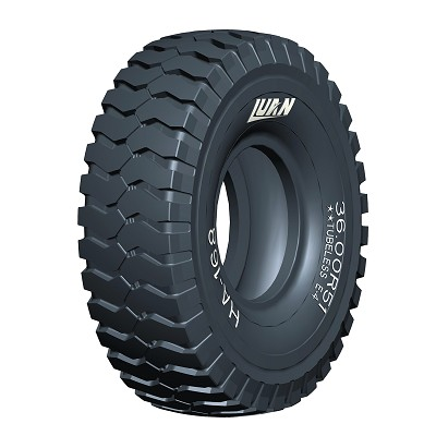 Specialty EarthMover tires