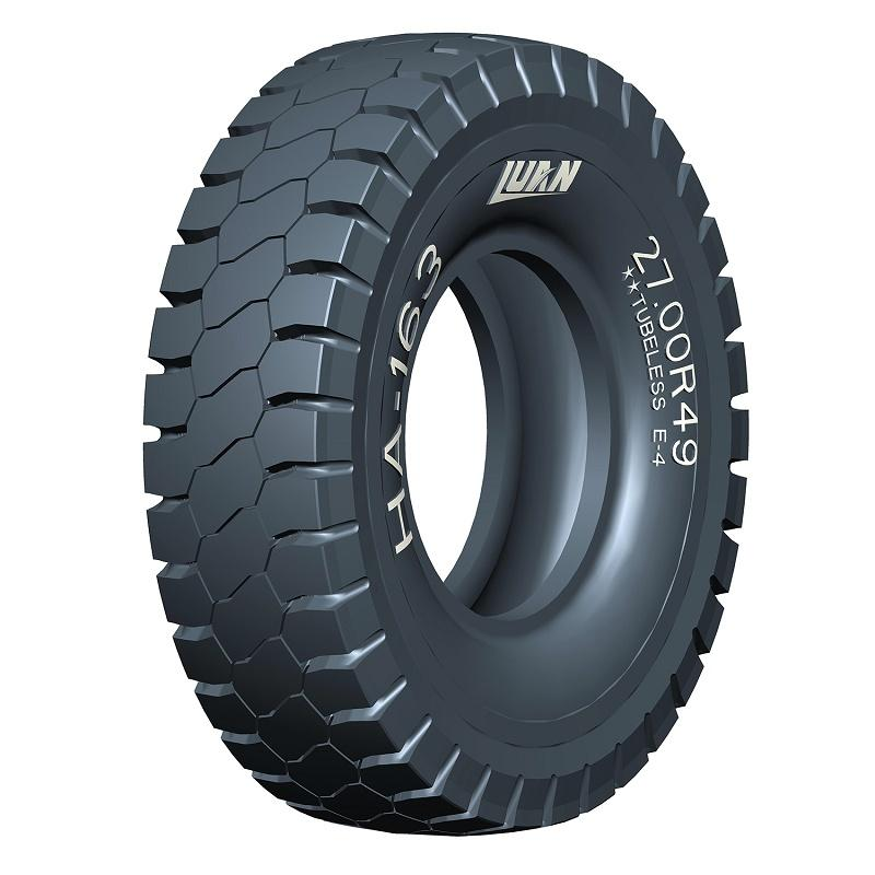 Giant Mining Truck Tires