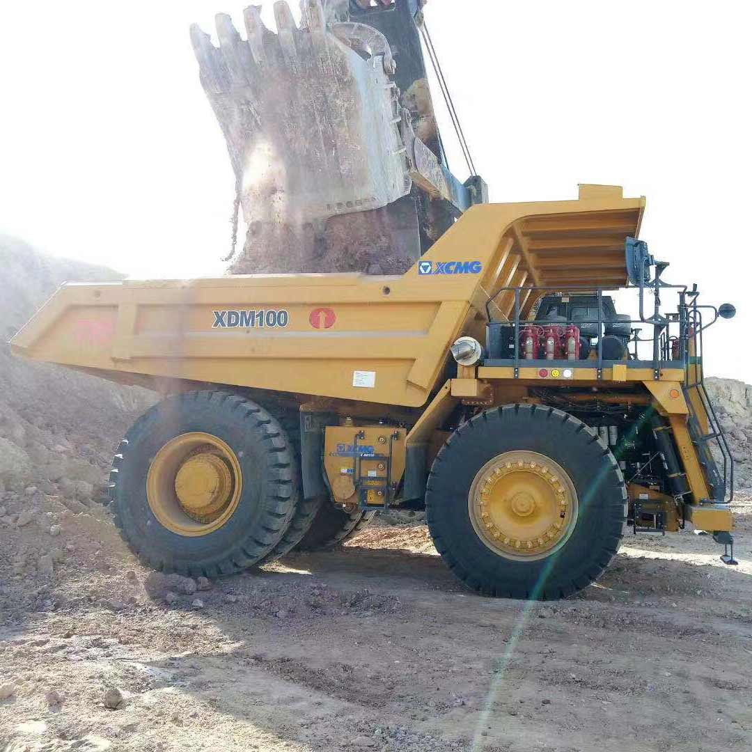 Luan Mining OTR Tyres Hit the Ground Running at Copper-Zinc Mines